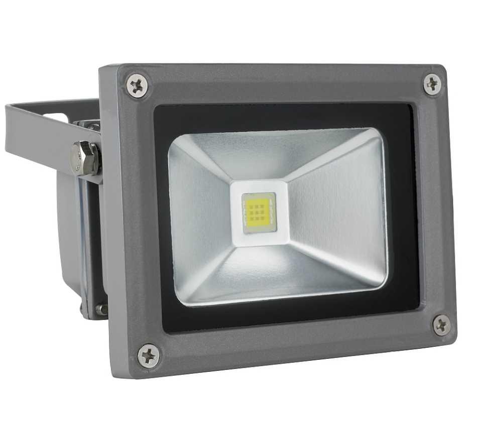 Как выбрать светодиодный прожектор. Виды, критерии выбора и производители