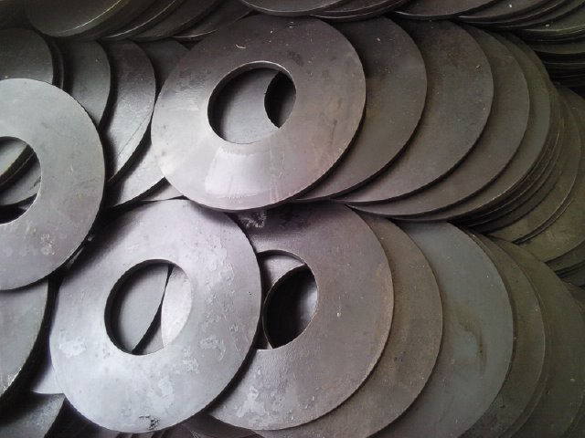 Тарельчатые пружины: особенности изготовление и заказа
