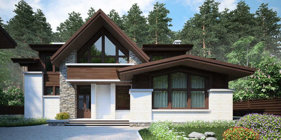 Каким должен быть проект загородного дома