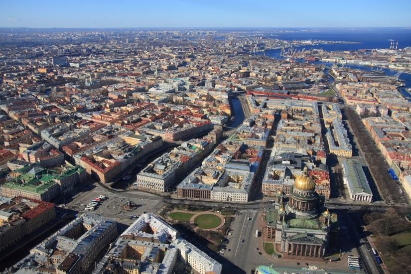Квартиры в исторических районах Санкт-Петербурга