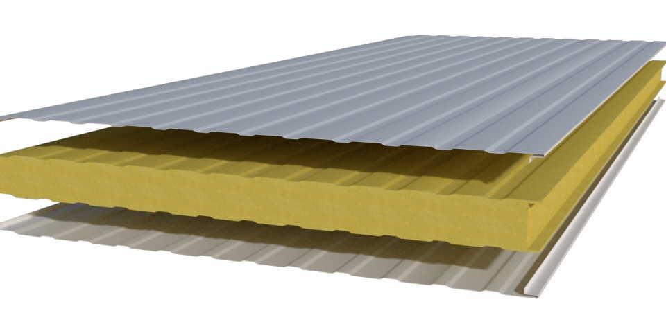 Сэндвич-панели: практично и выгодно