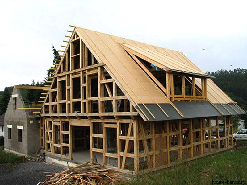 Виды каркасных домов: от эконома до премиум класса
