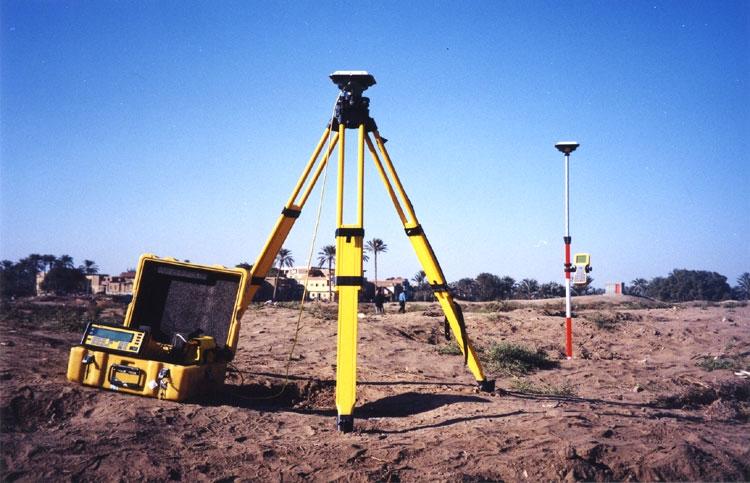Оказание услуг по инженерно-геодезическим изысканиям для строительства