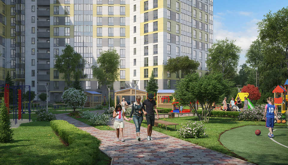 Квартиры в Одинцово: ЖК «Да Винчи»