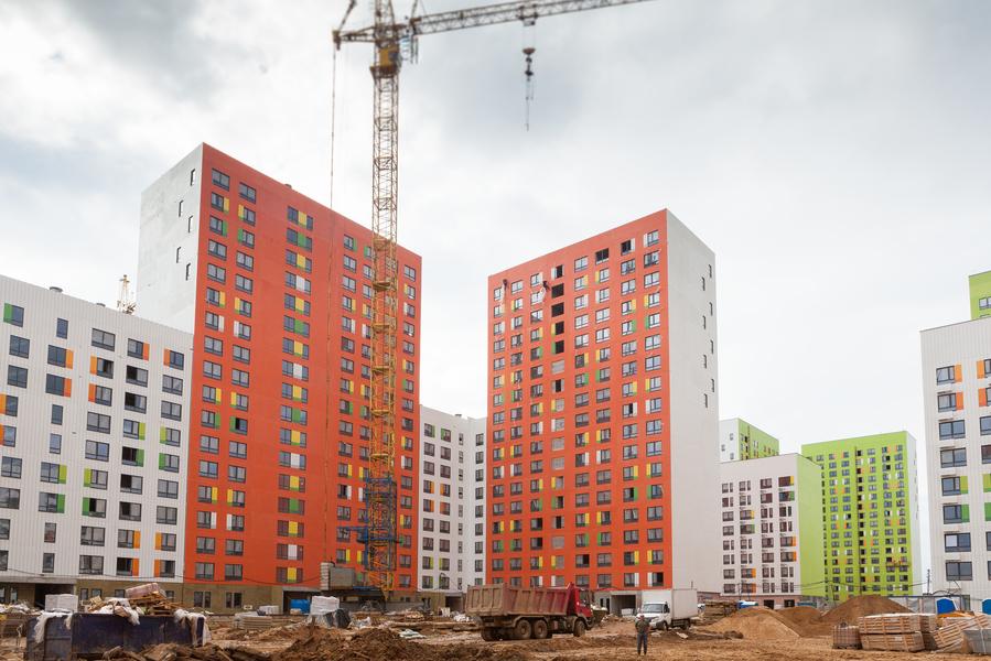 В НАО завершается строительство еще одного жилого дома модернизированной панельной серии