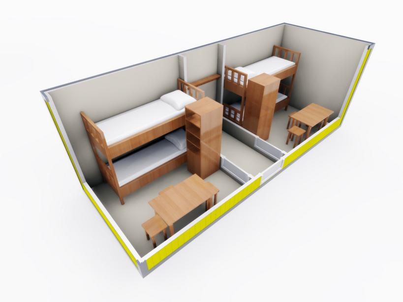 Как выбрать бытовку: виды, выбор материалы изготовления и размера помещения