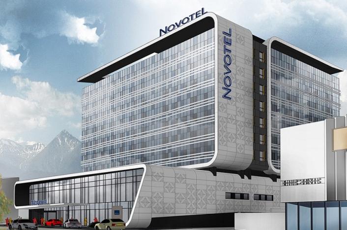 Novotel Алматы: интересный дизайн, безупречный комфорт и уютная атмосфера