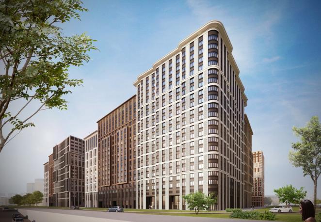 ЖК «Царская площадь»: высокий уровень комфорта, яркие архитектурные решения и современные технологии