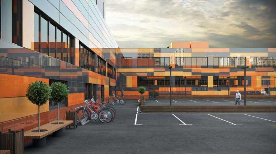 Производственный комплекс на Профсоюзной улице реконструируют в бизнес-центр