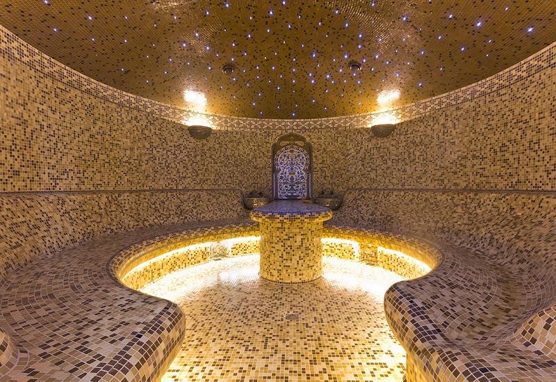 Как сделать хамам: выбор материалов и оборудования для турецкой бани