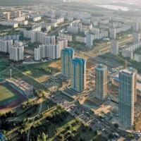Рекордный объем новых проектов изменил структуру предложения столичной недвижимости по округам