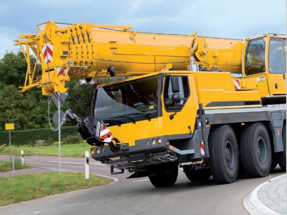 Автокран 70 тонн