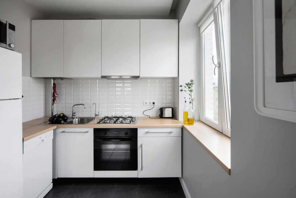 Идеи по оформлению кухни в хрущевке