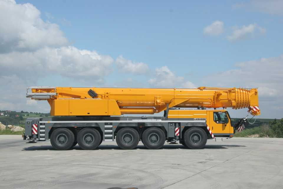 Автокраны 200 тонн