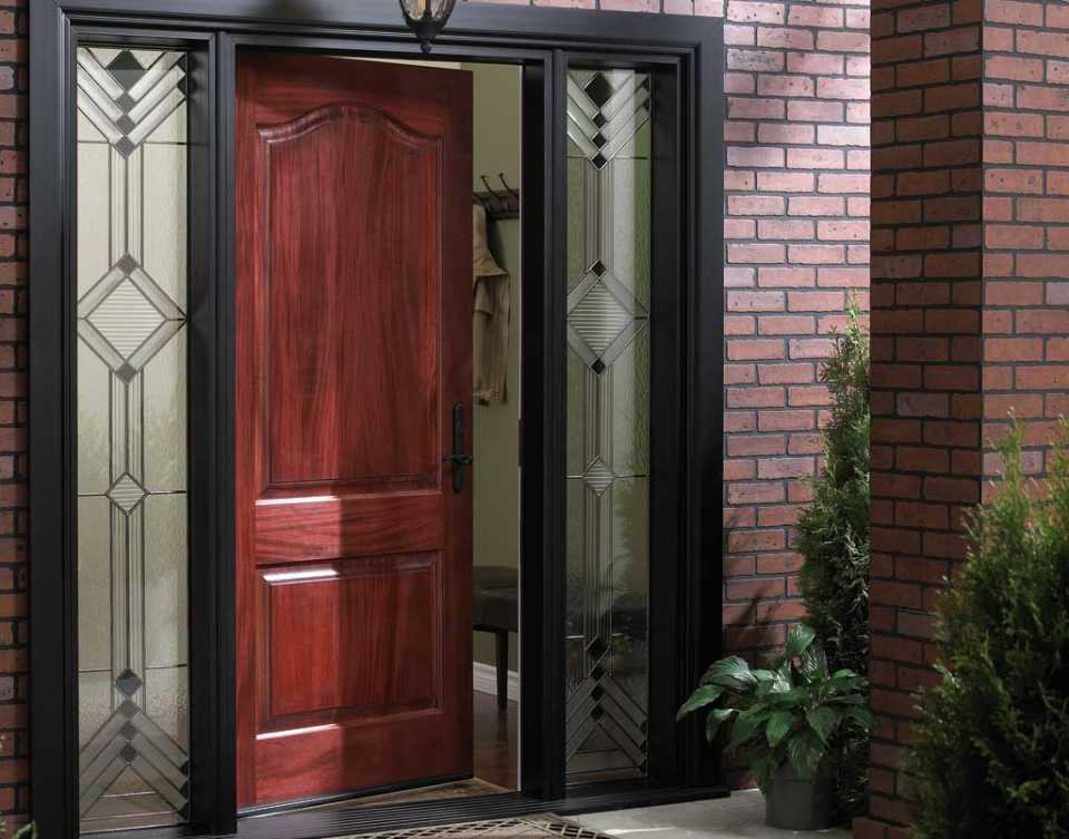 входные двери по заказу