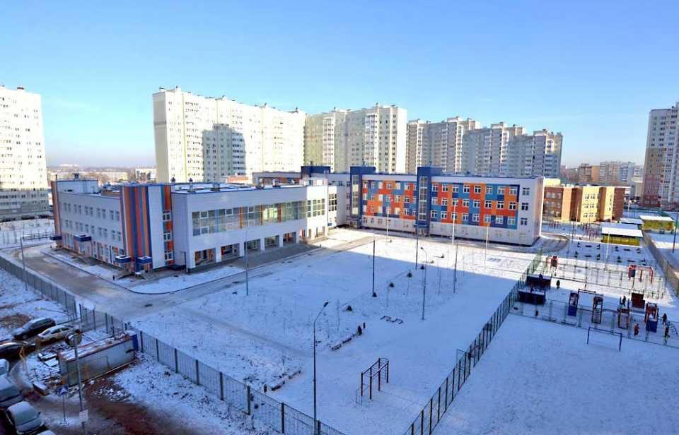 Новая школа появится в следующем году в Балашихе