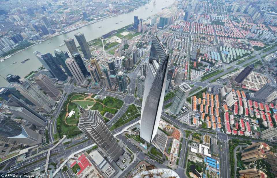Шанхайская башня: Шанхай, Китай