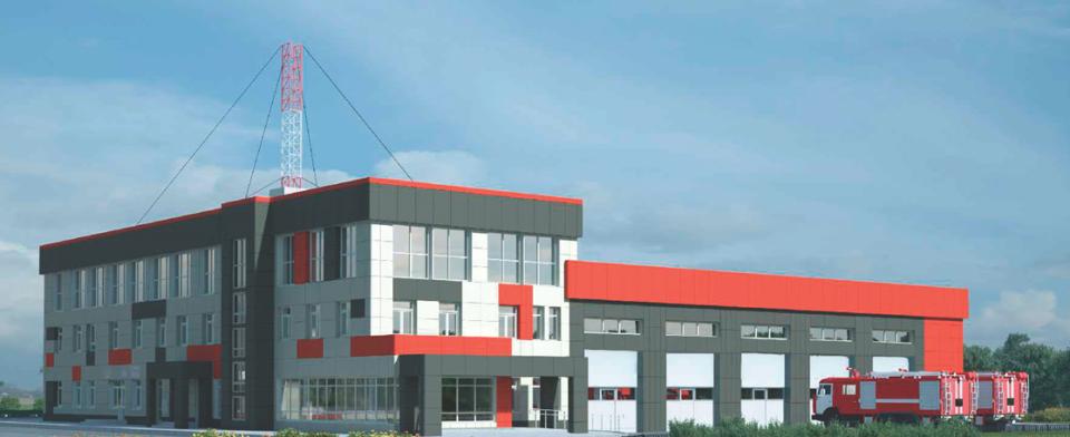 В ТиНАО построят пожарное депо