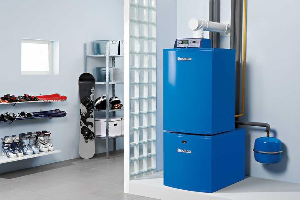 Газовый котел отопления Buderus (Будерус): особенности выбора и использования