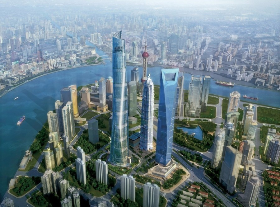 10 самых высоких зданий в мире 2017
