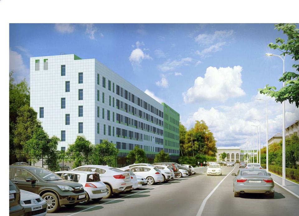 У городской больницы №52 в Щукино появится поликлиника на 750 посещений в смену