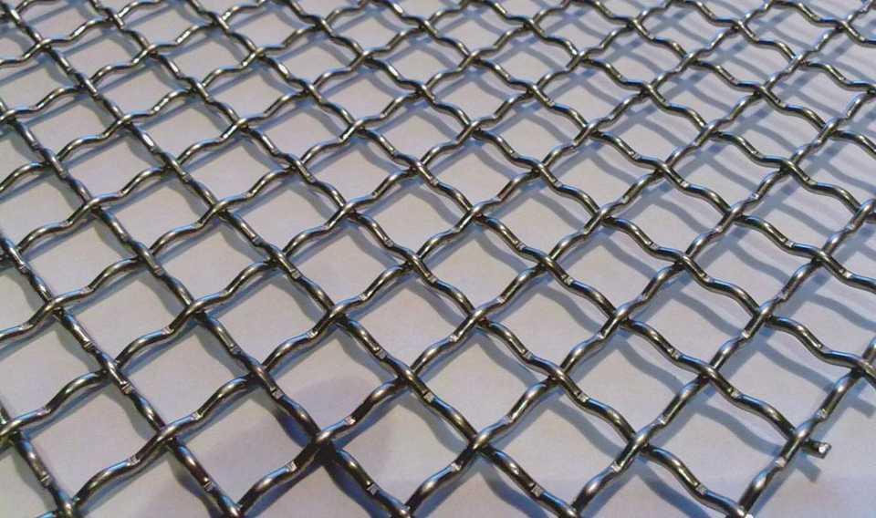 Сетки из металла: как выбрать, классификация и сфера применения
