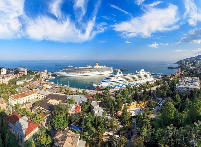 Приобретение недвижимости в Крыму