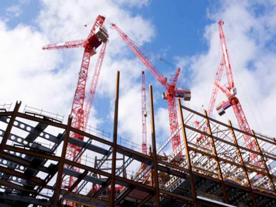 Строительство ТРЦ, магазинов и рынков