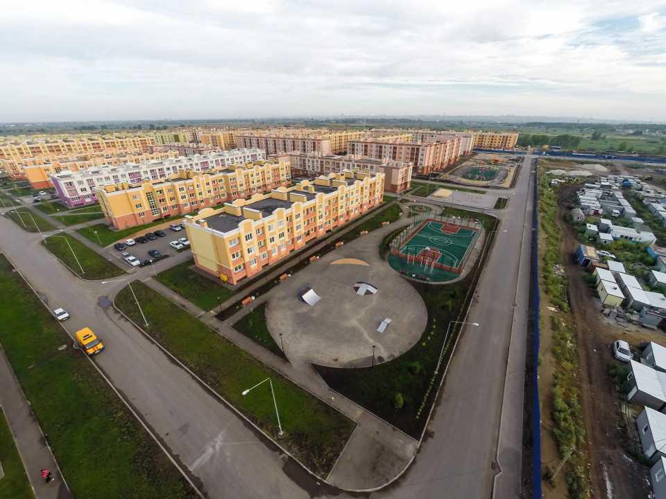 ЖК «Южный город» в Самаре: инфраструктура, трансопрная доступность и квартиры