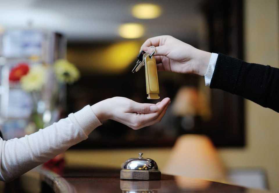 Система классификации гостиниц в России