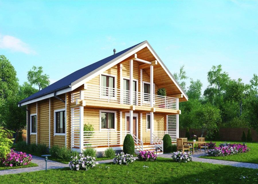 Как выбрать компанию для строительства деревянного дома