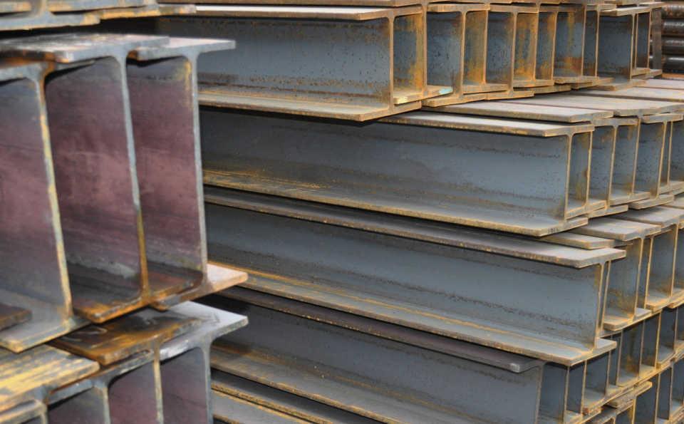Двутавровые балки перекрытия: классификация, изготовление и применение