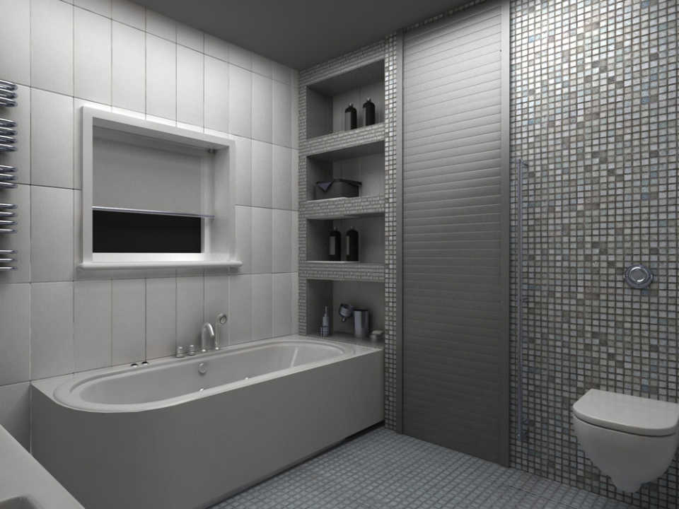 Рольставни в туалет: виды и выбор
