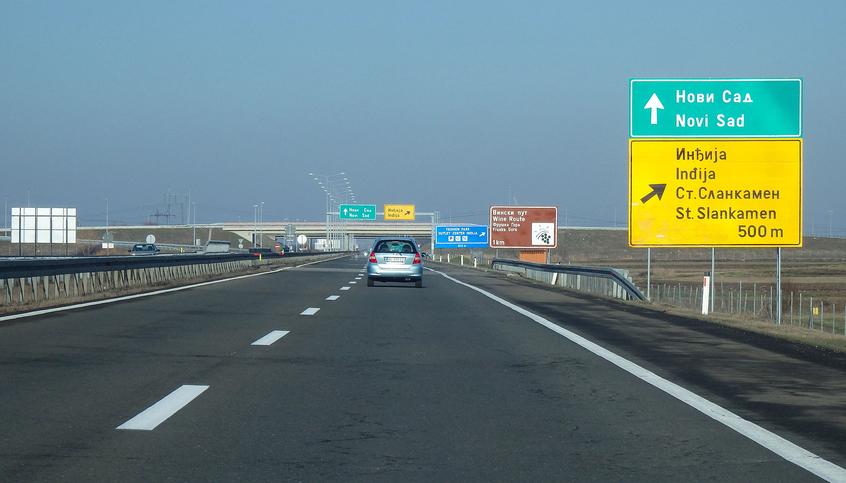 Турция подписала соглашение о строительстве трассы Белград-Сараево стоимостью €830 млн