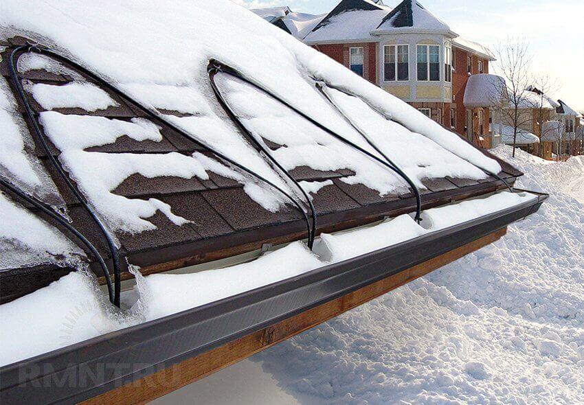 Актуальность системы снеготаяния