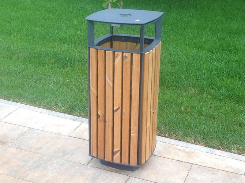 Современные урны для мусора — функциональность и эстетичность