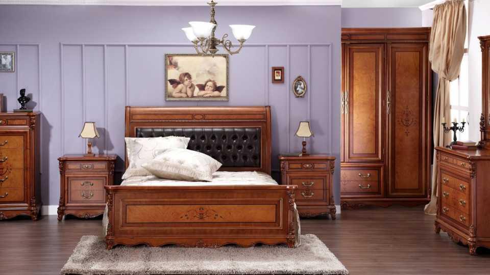Мебель из массива: особенности и преимущества