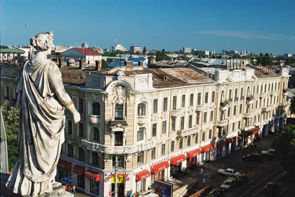 Недвижимость в Одессе – перспектива грамотного вложения