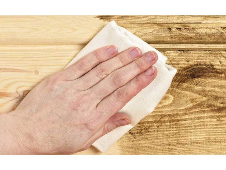 Как обработать пол маслом своими руками