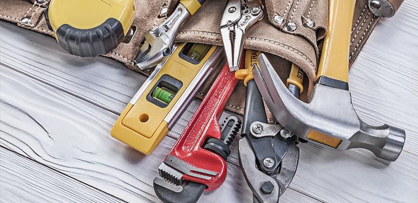 Необходимые инструментов для дома: обязательный набор