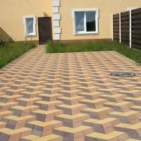 Тротуарная плитка: классификация, достоинства и недостатки