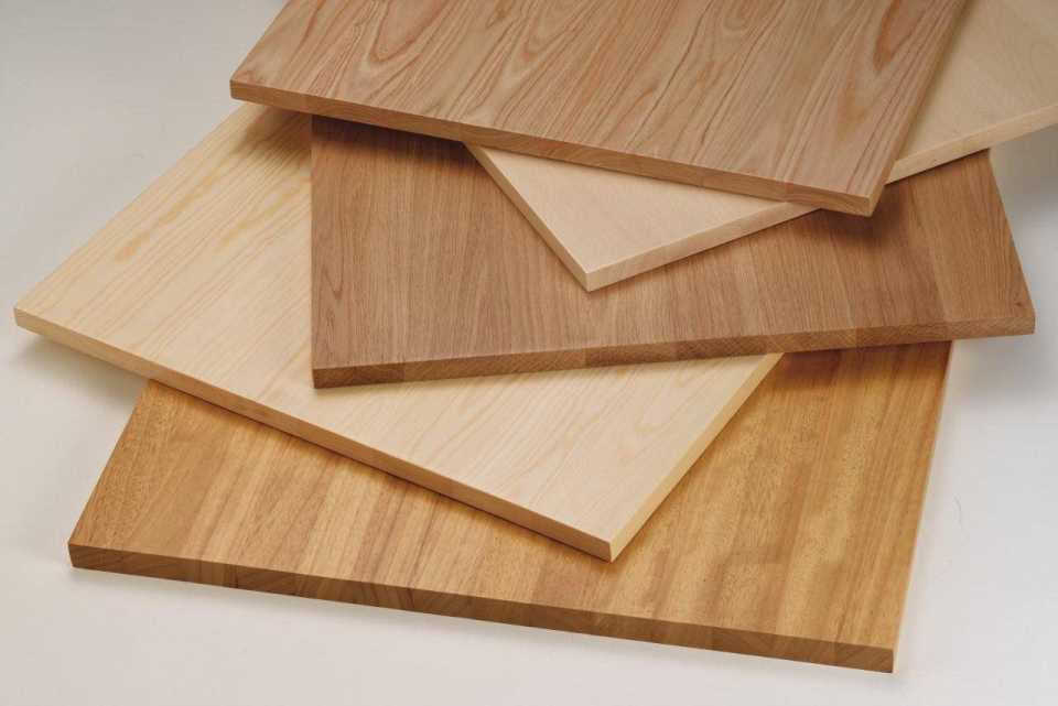 Мебельные щиты: технология производства, виды и ососбенности
