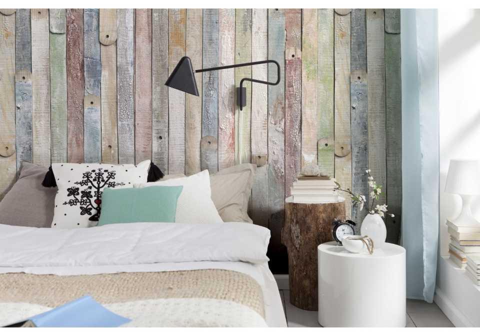Вагонка в интерьере современного дома: преимущества и популярные дизайнерские приемы