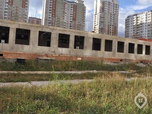 """Строительство второй школы в ЖК """"Центр 2"""""""
