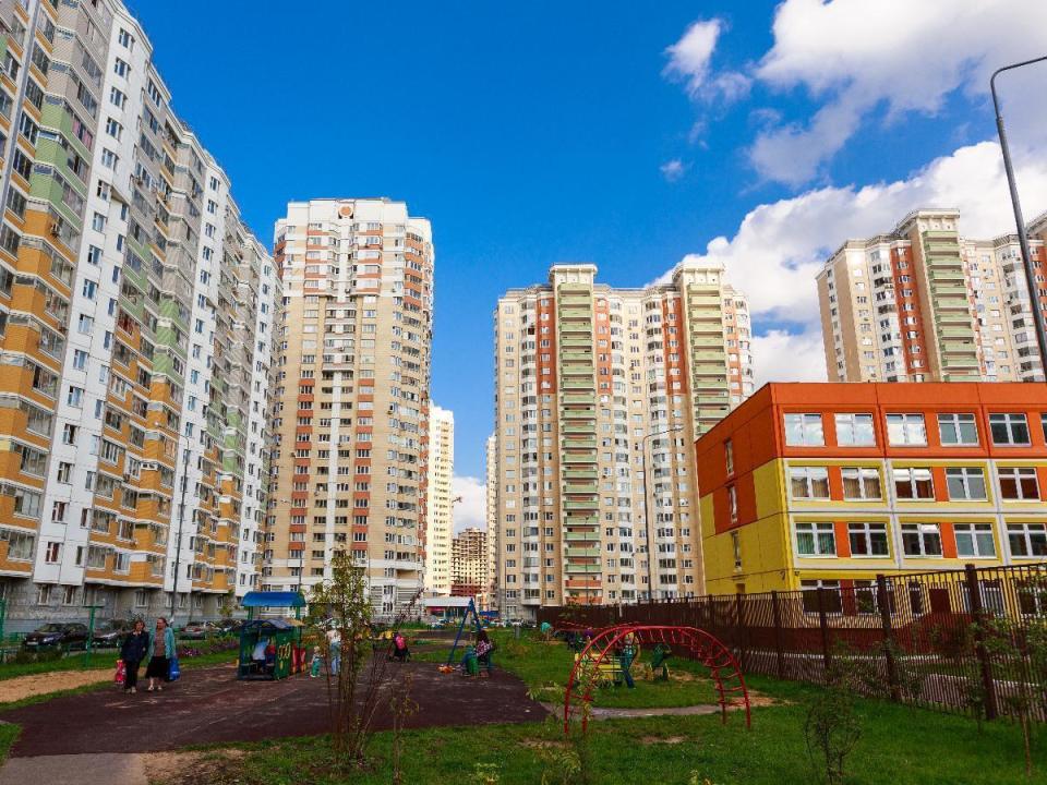 """Панельные дома в ЖК """"Центр 2"""" строятся в разных сериях"""