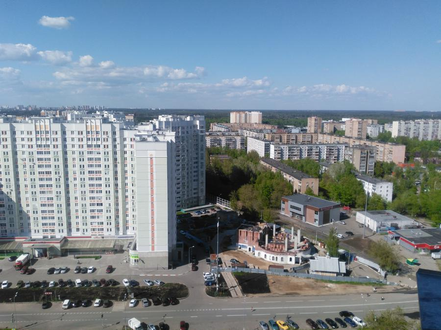 "Окрестности ЖК ""Центр 2"""