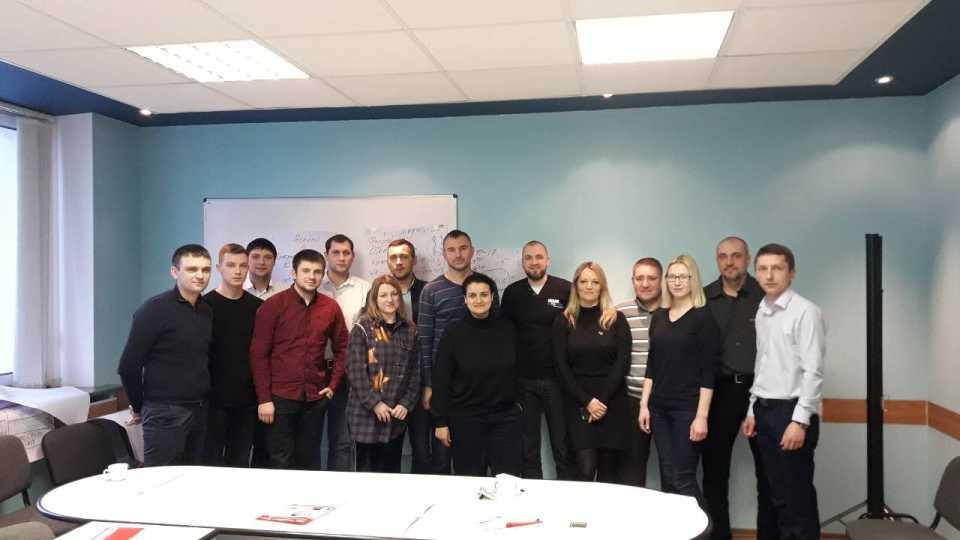 Учебный центр компании profine RUS провел серию семинаров в Беларуси