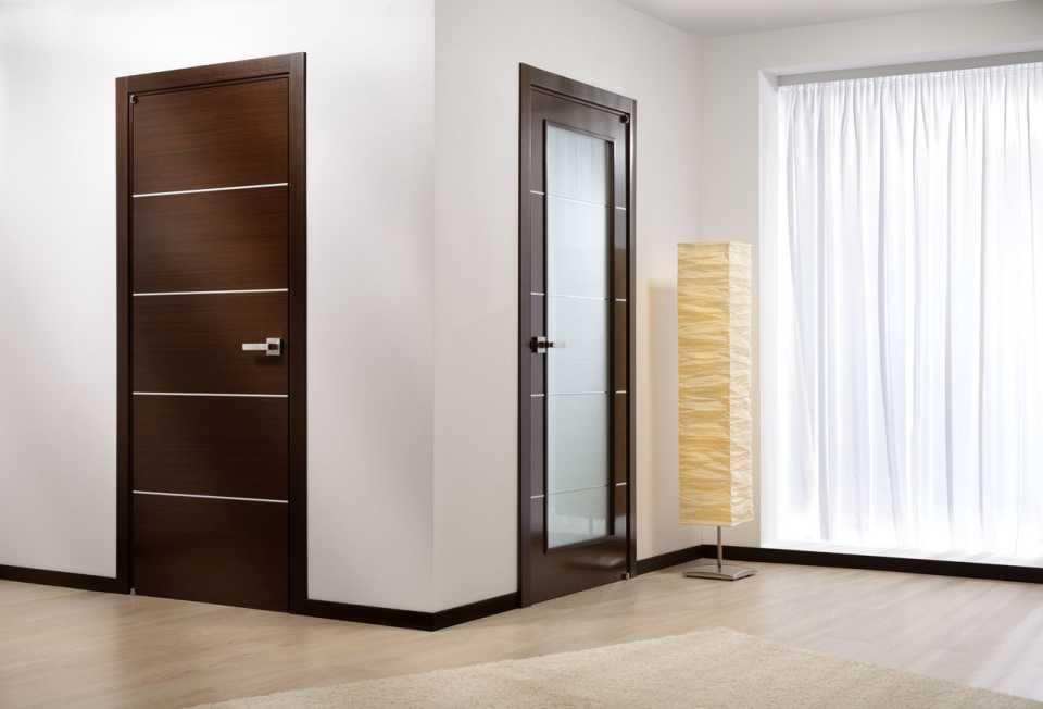 Современный рынок дверных конструкций