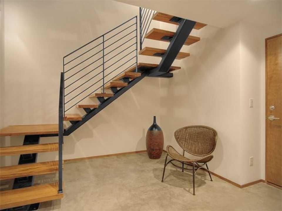 Лестницы: виды и особенности конструкций