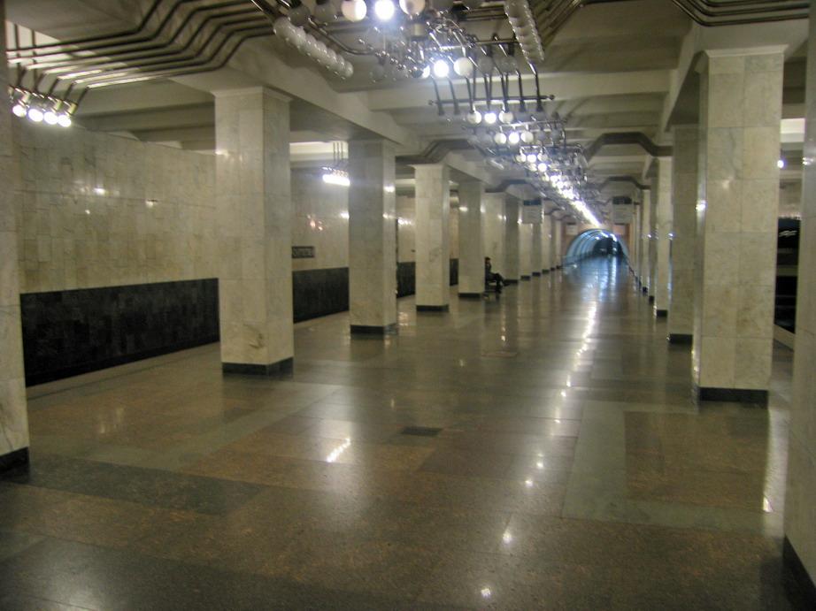 Екатеринбургский метрополитен: история и станции